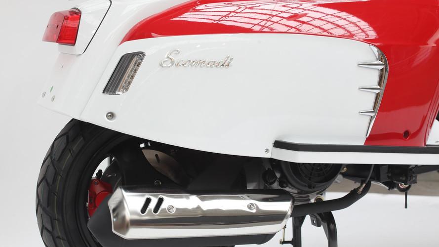 Scomadi TL125 2017