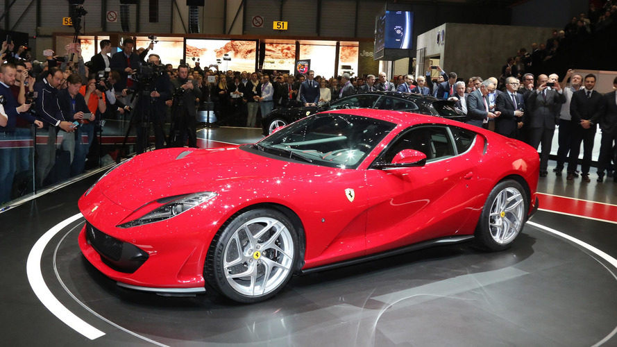 2017 - Ferrari 812 Superfast