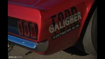 Ford Mustang Mr. Gasket Gasser