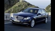 SEDÃS MÉDIOS PREMIUM, resultados de maio: Mercedes Classe C se mantém soberano