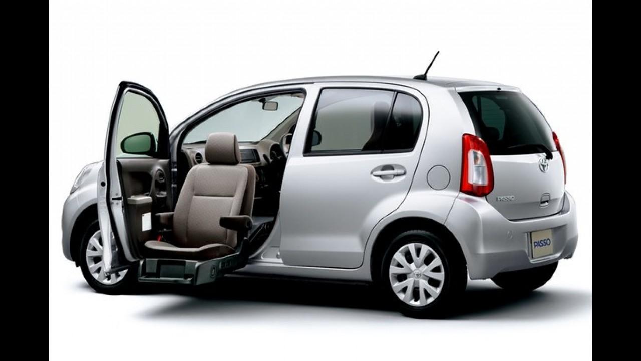 Toyota Passo é o carrinho mais econômico do Japão: consumo de 27,6 km/l