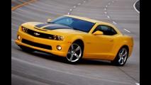 Recall: Chevrolet convoca 4.735 unidades do Camaro por problema na ignição