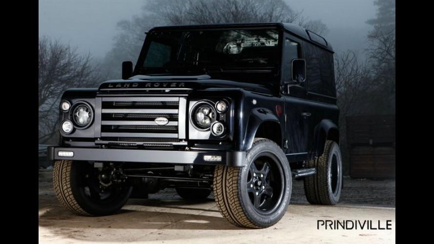 Land Rover Defender edição limitada by Prindville design