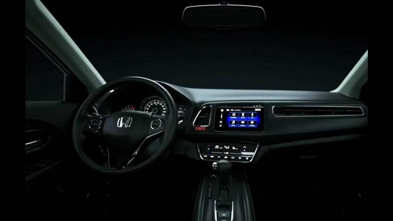 Honda mostra interior do HR-V nacional pela primeira vez em vídeo - assista
