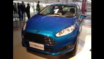 Ford inicia produção do New Fiesta 2014 no Brasil