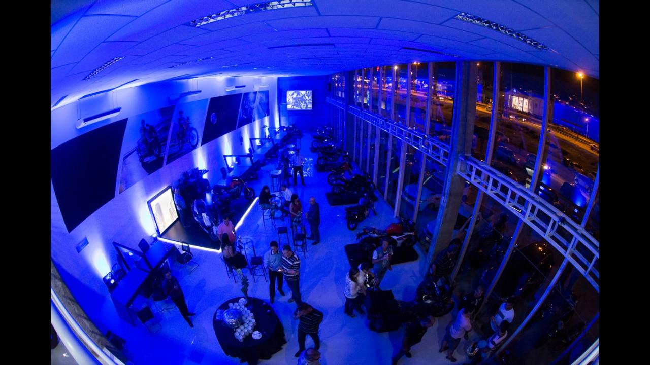 Yamaha inaugura loja conceito em Florianópolis