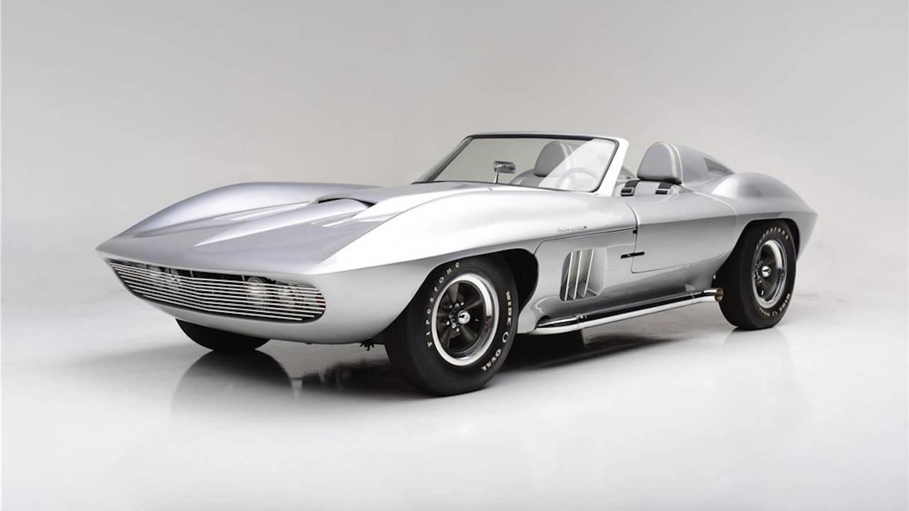 1958 Chevrolet Corvette Fiberfab Centurion