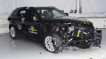 Crash test Euro NCAP, Range Rover Velar