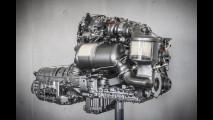 Mercedes E 220 d, il nuovo motore OM 654