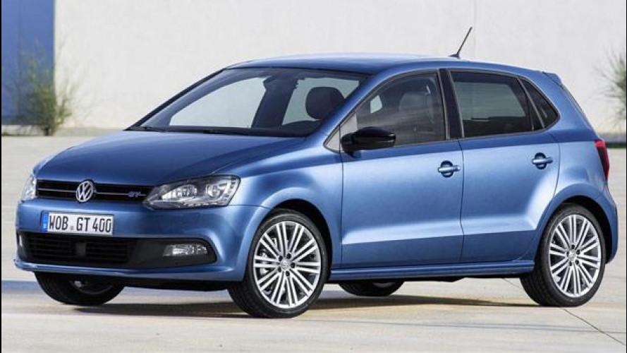 Volkswagen Polo BlueGT: più potenza, minori consumi