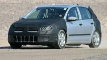 New VI Generation VW Golf 5-door Spy Photos