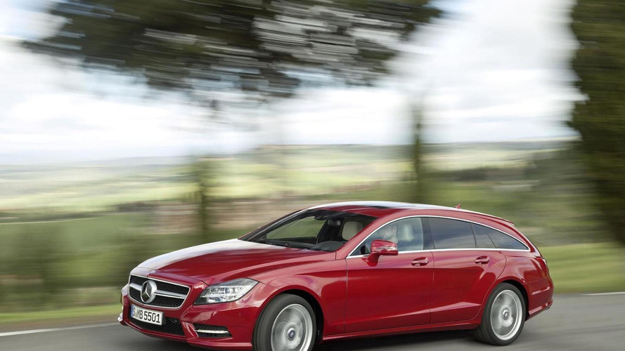 Mercedes CLS Shooting Brake not going Stateside