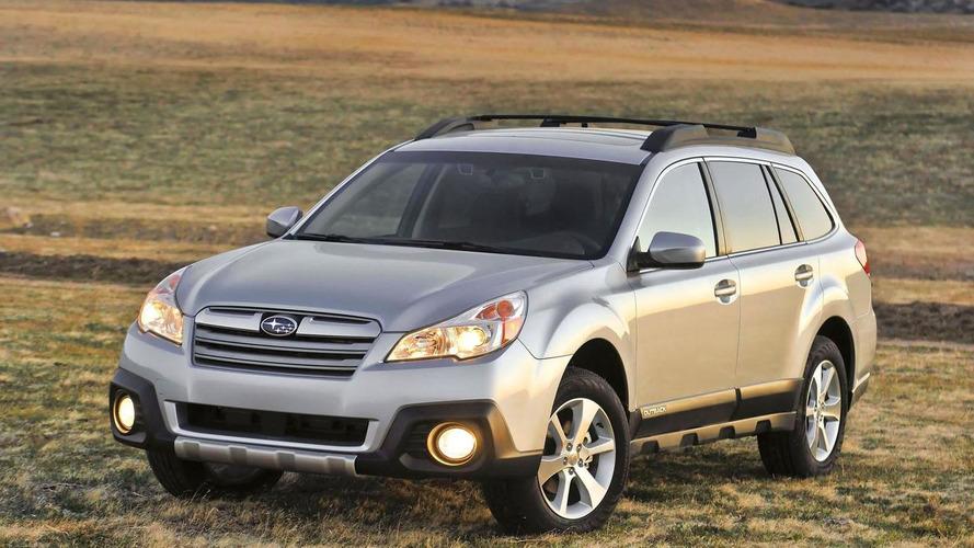 2013 Subaru Legacy and Outback revealed