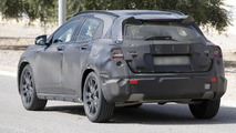 2014 Mercedes GLA spy photo 24.10.2012