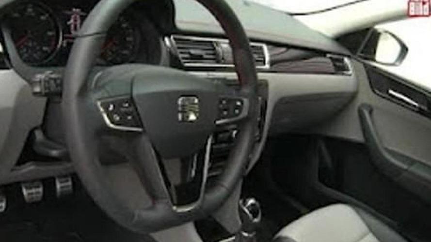Seat Toledo Concept unveiled in Geneva [video]