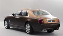 Two-tone Rolls Royce Ghost