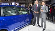 2013 Honda Fit EV debuts L.A. - 17.11.2011