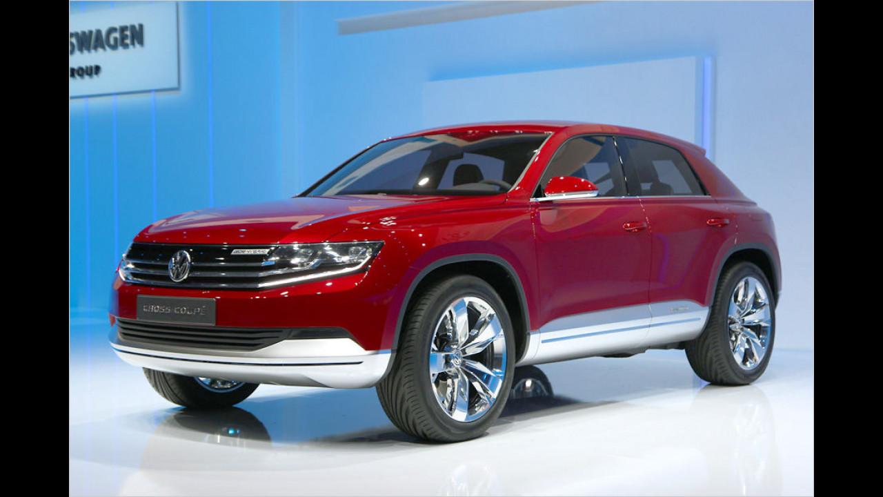 VW Cross Coupé (2012)