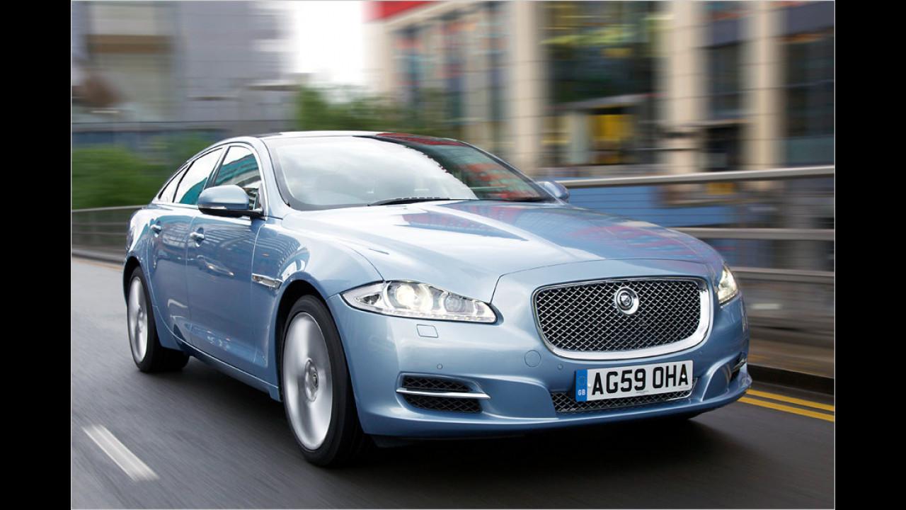 Jaguar XJ 3.0 V6 Diesel S Luxury Automatik