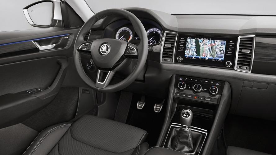 Škoda Kodiaq - Découvrez son intérieur en images et en vidéo