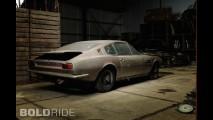 Aston Martin DBS Barn Find