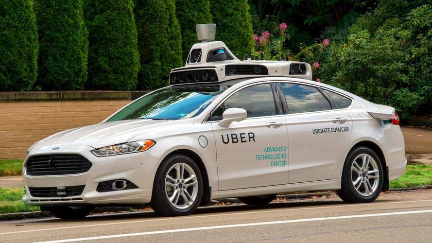 Uber begins offering self-driving car rides in Pittsburgh