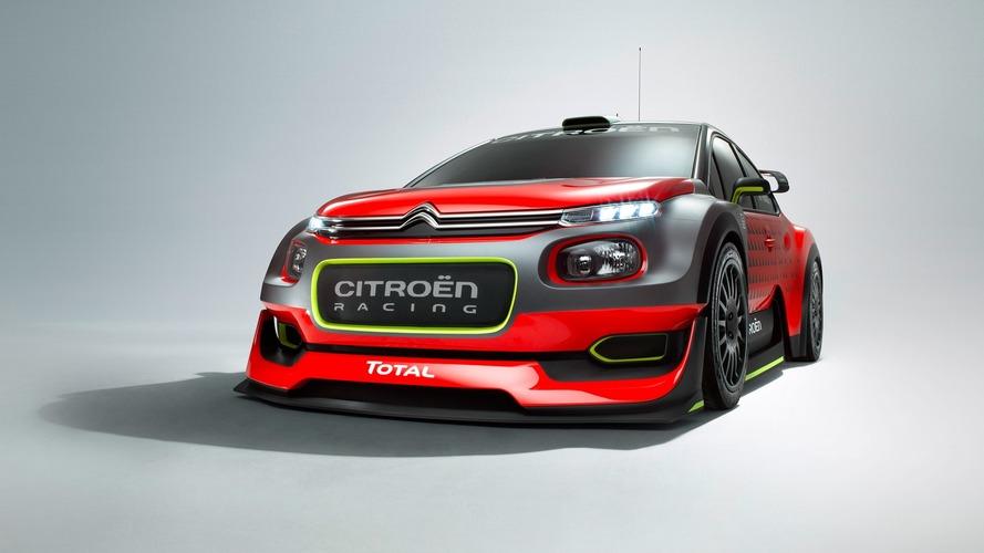 Citroën dévoile sa C3 WRC
