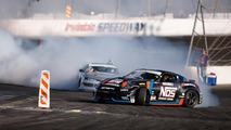 Formula Drift finals crowns Chris Forsberg champion in his Nissan 370Z