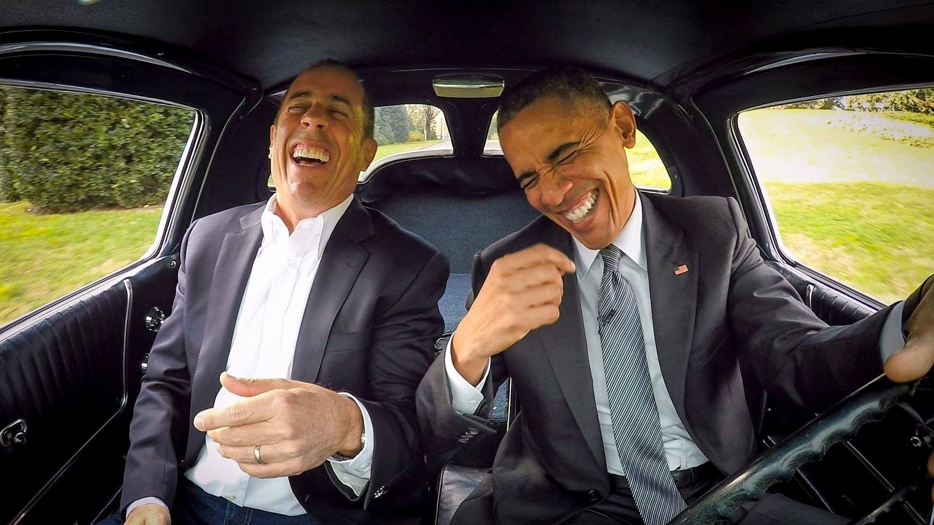 Commedians In Cars: 'Comedians In Cars Getting Coffee' Is Moving To Netflix