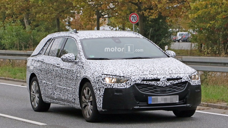 Opel Insignia Sports Tourer 2017 - Bien décidée à s'imposer