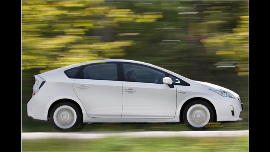 Neuer Toyota Prius: Die Hybridtechnik im Detail