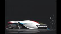 So fährt die Polizei der Zukunft