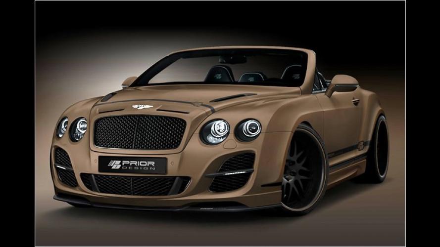 Prior-Design: Bentley in herkulischer Kraft-Montur