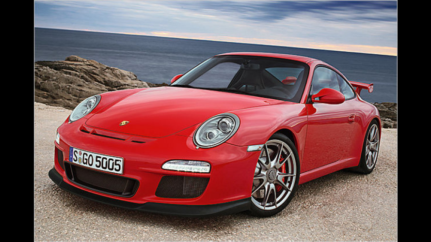 Für Straße und Rennstrecke: Neuer Porsche 911 GT3