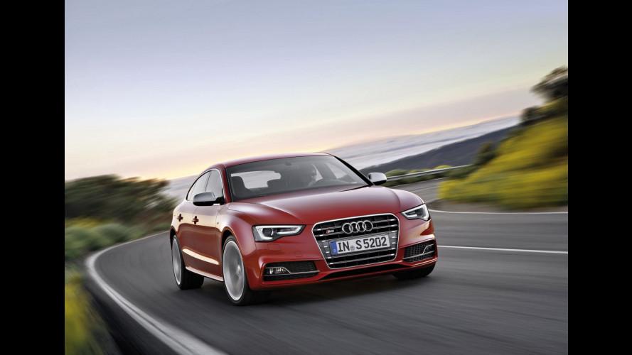 Audi A5 restyling