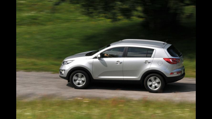 Kia Sportage 1.7 CRDi VGT 2WD Active