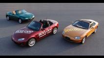 Mazda MX-5 numero 900.000