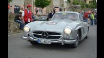 Mercedes-Benz alla Mille Miglia 2012