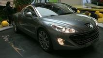 Peugeot RC-Z Concept at Geneva Motor Show