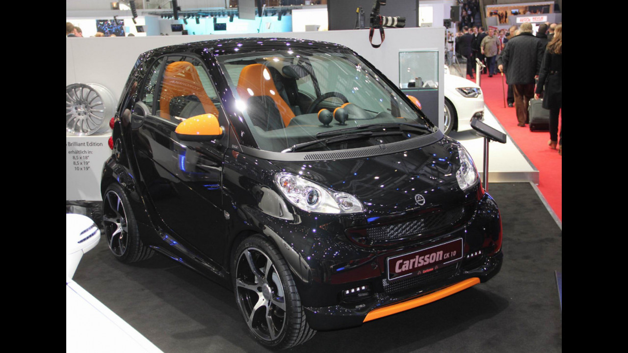 smart ForTwo Coupè Carlsson
