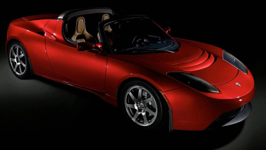 Tesla Roadster Limited Edition for Europe
