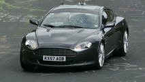 Aston Martin Rapide Spotted with Glass Roof