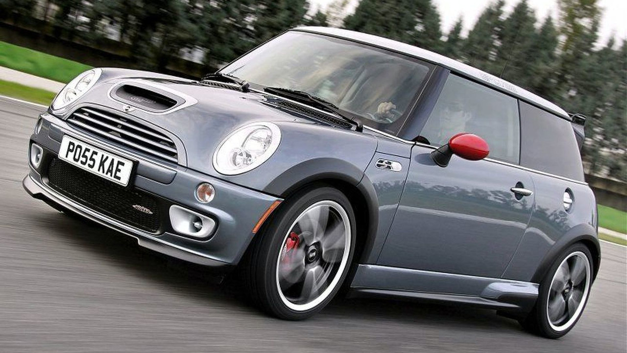 MINI Cooper S with JCW GP Kit