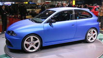 SEAT Ibiza Vaillante at Geneva