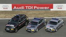 Audi Le Mans pacecars
