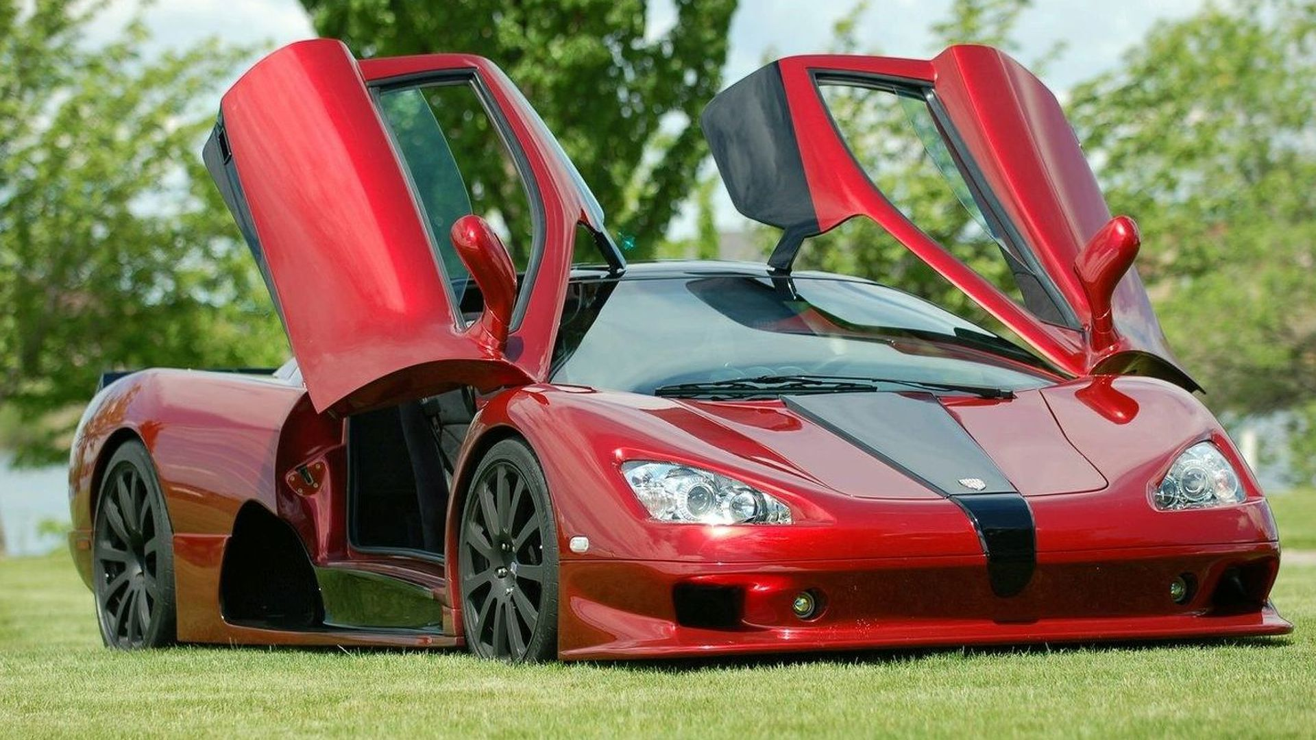 Second Generation Ssc Ultimate Aero To Debut August