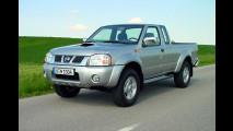 Neue Preise für den Nissan Pick-Up
