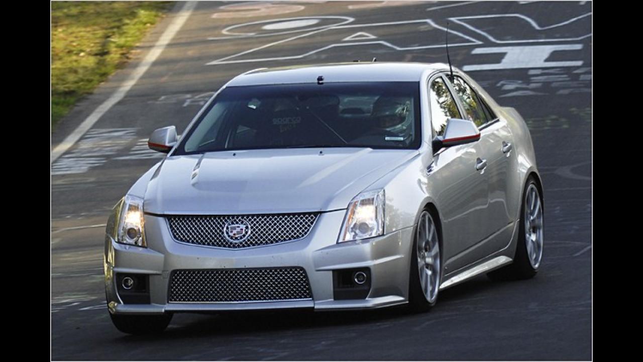 Cadillac bringt CTS-V
