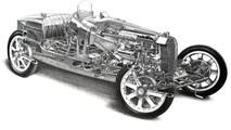 1925 - Bugatti Type 35