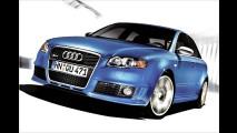 Neuer Audi RS 4